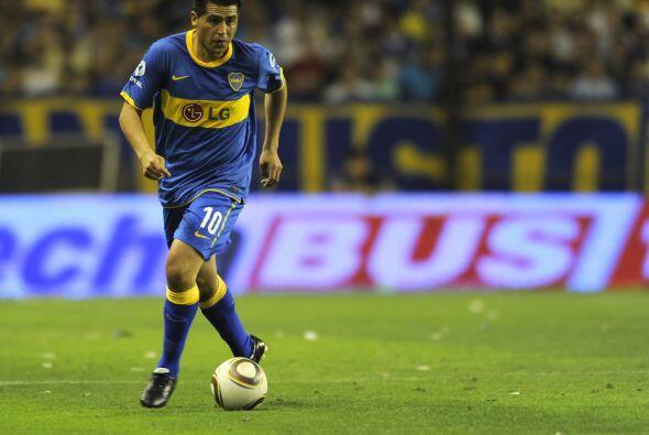 Riquelme volvería al Boca Juniors para tener un semestre de ensue...