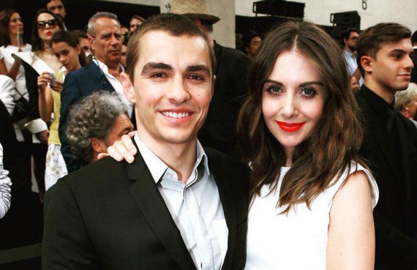 Dave Franco y Alison Brie