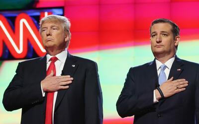 La semana en política: Ted Cruz claudica ante Trump