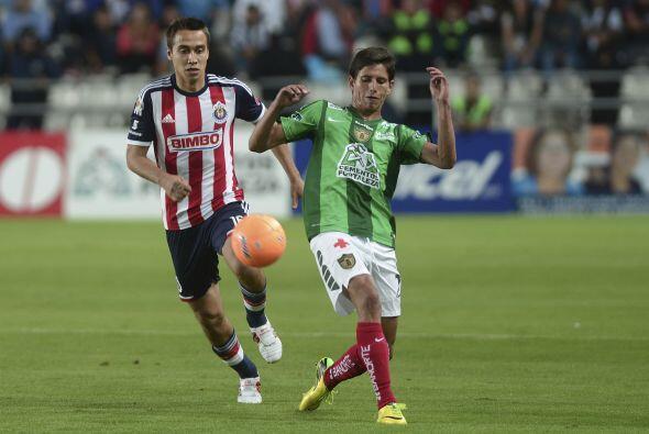 Carlos Gerardo Rodríguez (7).- No fue su mejor partido, tendrá que adapt...