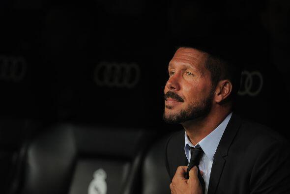 Un punto en contra a nivel dirección técnica es que Simeone tiende a ocu...