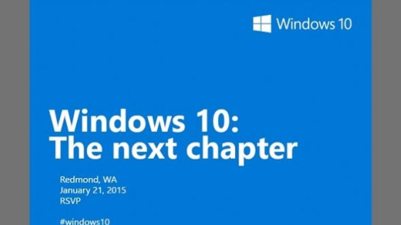 Esperamos ver cómo funciona Windows 10 en varias pantallas al mismo tiempo.