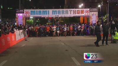 De Marruecos el ganador del maratón de Miami