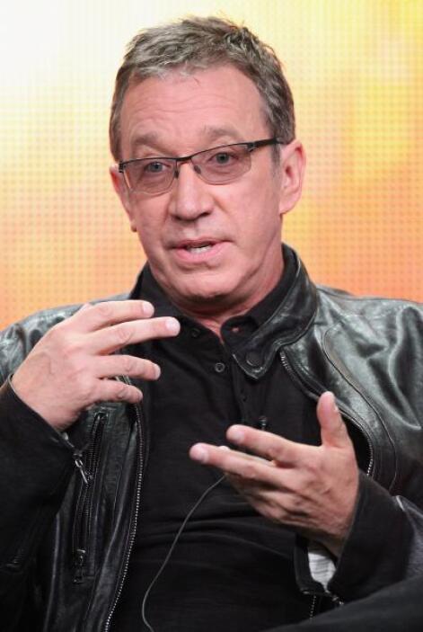 Otros de los actores de televisión que reciben buenos salarios son Tim A...