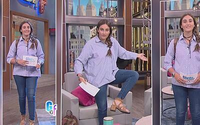 Mia de Molina, a pesar de las críticas que recibió, ganó el 'look' de la...