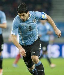 Luis Suárez podría brillar en la Copa Del Mundo.