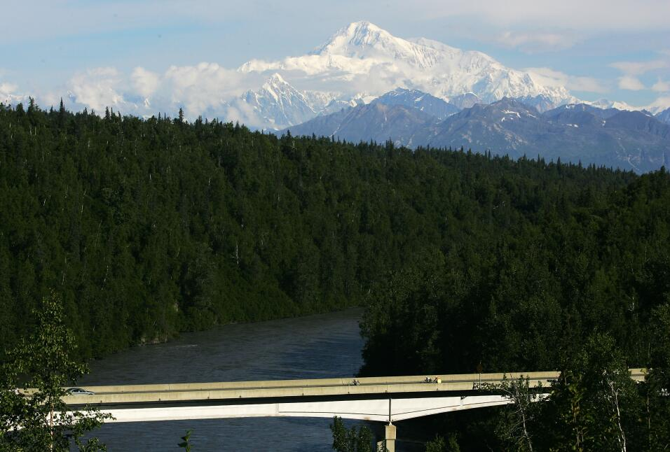 Denali Star, Alaska