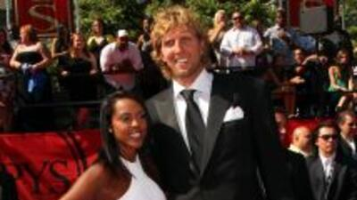 Dirk Nowitzki y Jessica Olsson finalmente se casaron