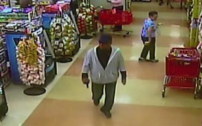 Policía de Miami busca a sospechoso de robar un supermercado en La Peque...