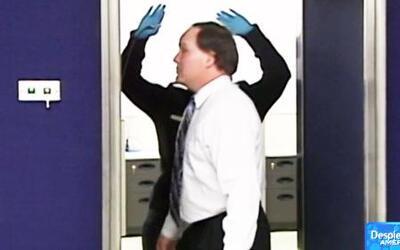 Nuevo escáner de seguridad en aeropuertos le dirá adiós a las largas filas