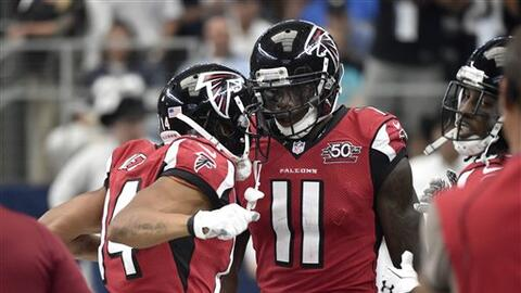 Highlights Temporada 2015 Semana 3: Atlanta Falcons 39-28 Dallas Cowboys