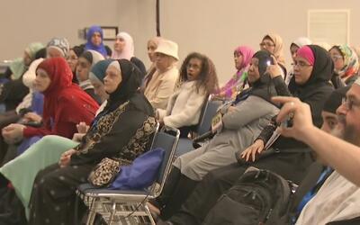 La primera convención nacional de Musulmanes Latinos de EEUU se da en Ho...