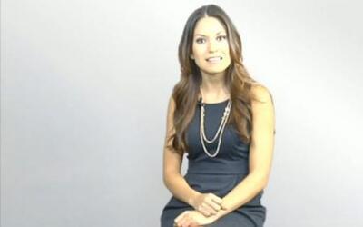 María del Mar López de México, participante Casting Virtual 2015