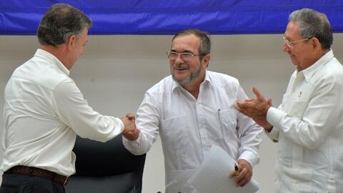Paz en Colombia se definirá en referéndum