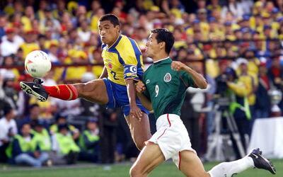 Colombia pasó del éxito en verano de Copa a la eliminación rumbo a 2002