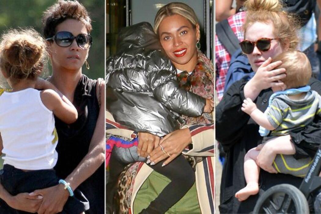 Aunque a las celebridades les encanta posar frente a las cámaras no pasa...