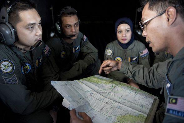 Se analizaban posibilidades como la existencia de una bomba o un secuest...