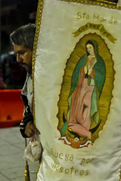 Según la tradición católica, la Virgen de Guadalupe...