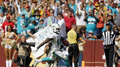 Highlights Temporada 2015 S1: Miami Dolphins 17-10 Washington Redskins