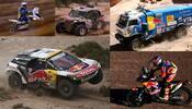 El Rally Dakar 2017, que se largó el 2 de enero en Paraguay, conc...