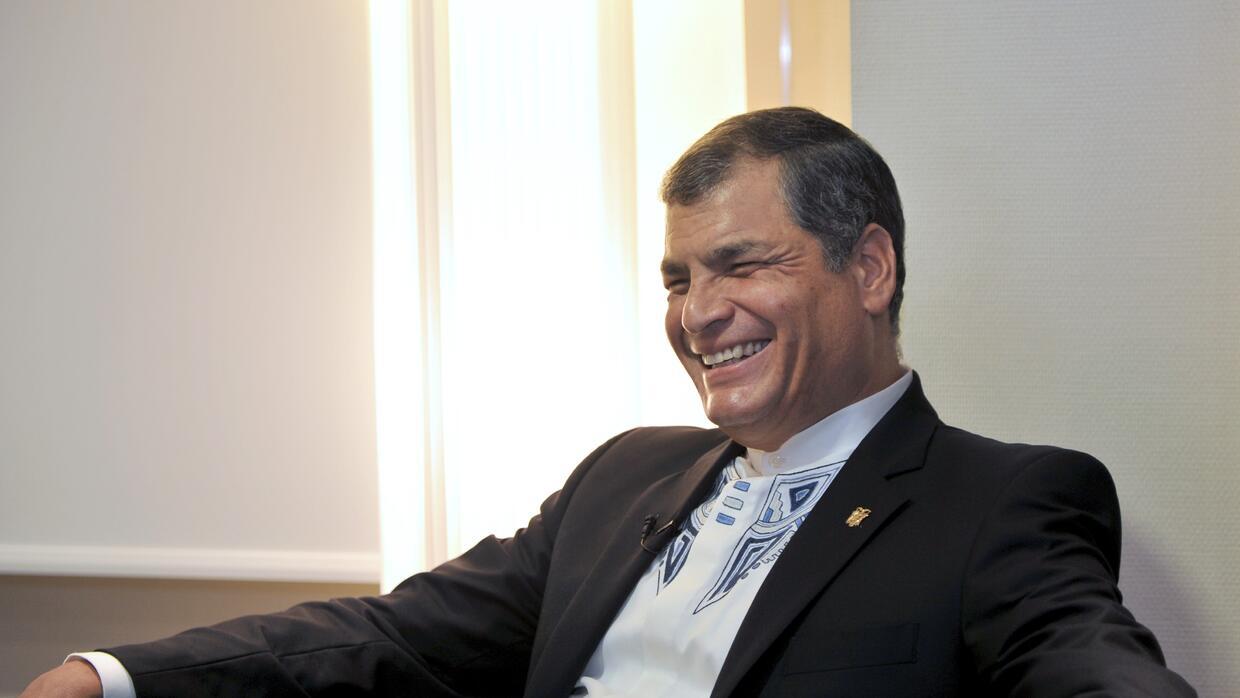 Rafael Correa celebró la decisión y criticó las protestas.