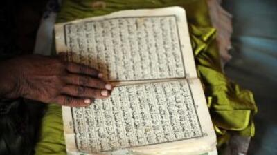 El Corán es el libro sagrado de los musulmanes.