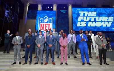 Los 32 jugadores elegidos de la 1ª ronda del NFL Draft 2017