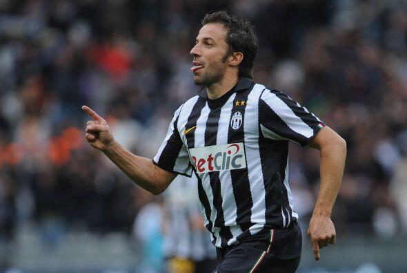 Y Alessandro del Piero puso cifras definitivas con un gol con el que emp...
