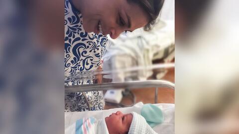 La maternidad de Lourdes: triste y decepcionada llegó a la sala de parto