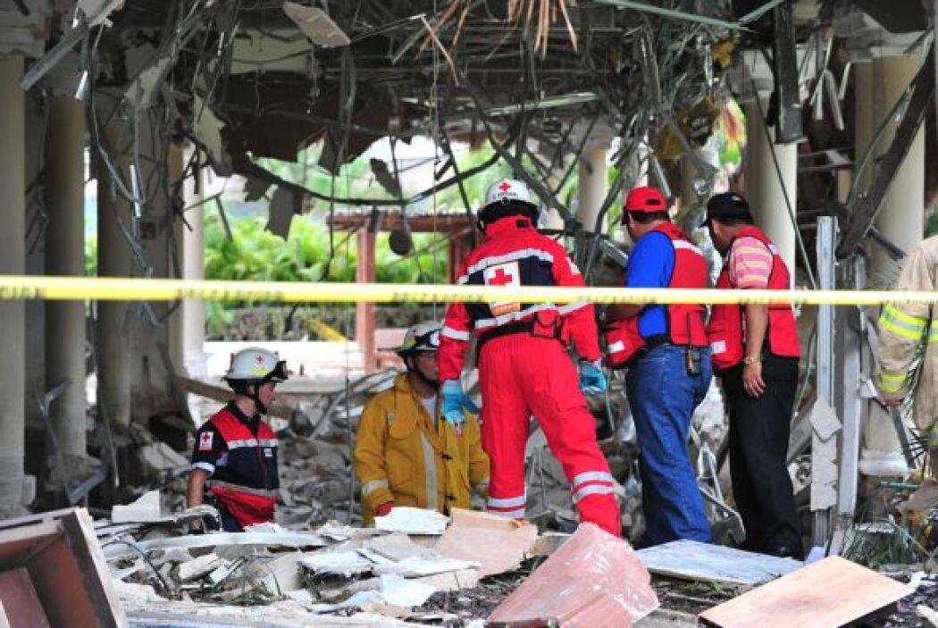 El procurador precisó que de los 17 heridos, siete son canadienses, de l...