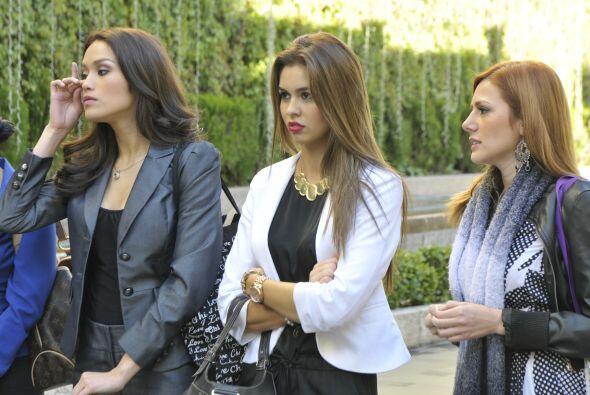 Llegando a las instalaciones de Televisa, admiraron el gran mounstruo qu...