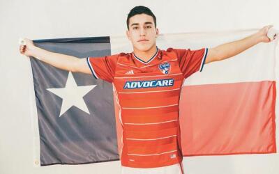 Alejandro Zendejas - FC Dallas