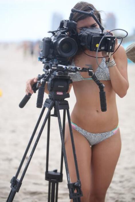 Dos años después, la modelo participo en Nuestra Belleza Latina.