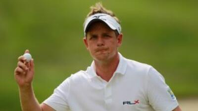 El inglés Donald mantiene el liderado del golf mundial.