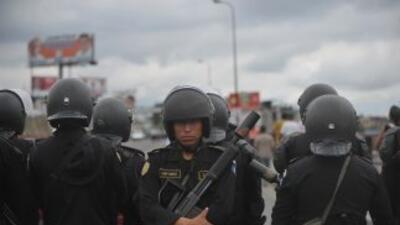La policía guatemalteca detuvo a narco ligado al cártel mexicano de 'Los...