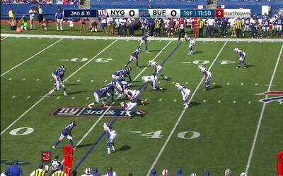 Pretemporada Semana 2: Giants vs. Bills