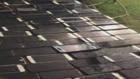Una aplicación permitió recuperar más de 100 celulares robados y captura...