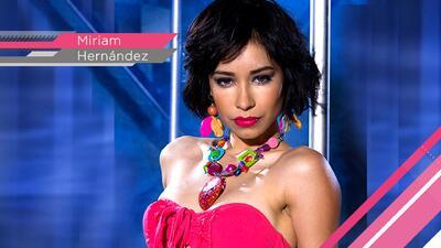 Miriam Hernández le dice adiós al drama