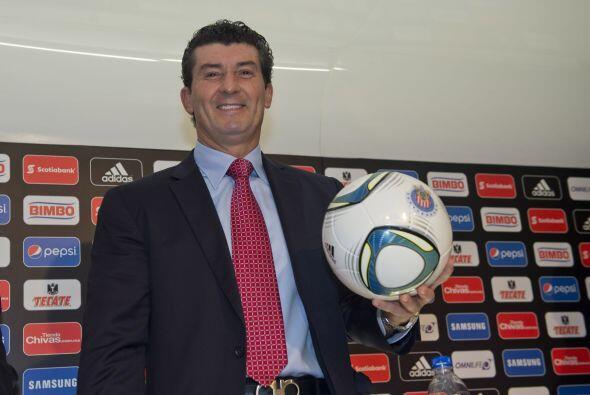 """Con el regreso del """"Chepo"""" a las Chivas son 7 equipos los que han recurr..."""