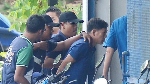 Ciudadano norcoreano detenido en Malasia, sospechoso en el asesinato del...