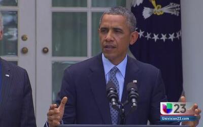 """Barack Obama: """"Actuaré por mi cuenta"""""""
