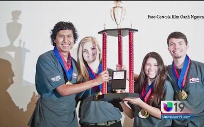 Estudiantes de Stockton ponen los ojos del país sobre ellos