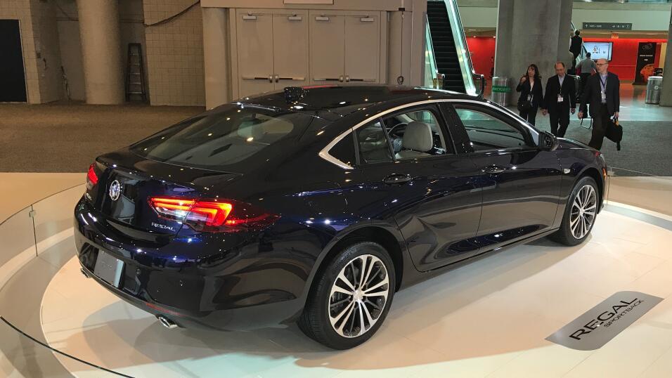 Lo mejor del Auto Show de Nueva York 2017 IMG_3069.jpg