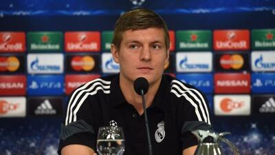 """""""Es una sensación bonita regresar a Alemania con la camiseta del Real Ma..."""
