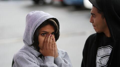 El miedo se apodera de la comunidad inmigrante de Estados Unidos ante ol...