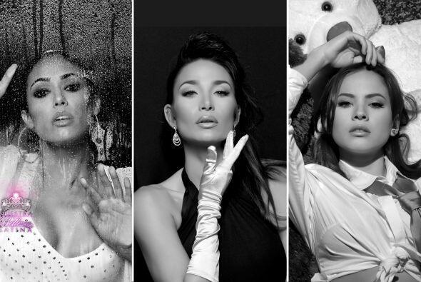 ¡Fuera inhibiciones! Lisandra, Geisha, Nadyalee, Bridget, Gloricely y Cl...