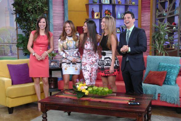 La guapa Chiqui Delgado estuvo en el programa para decirnos cómo tener n...