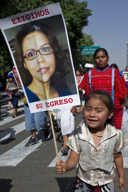Familiares de otros reporteros desaparecidos en Michoacán viven una simi...