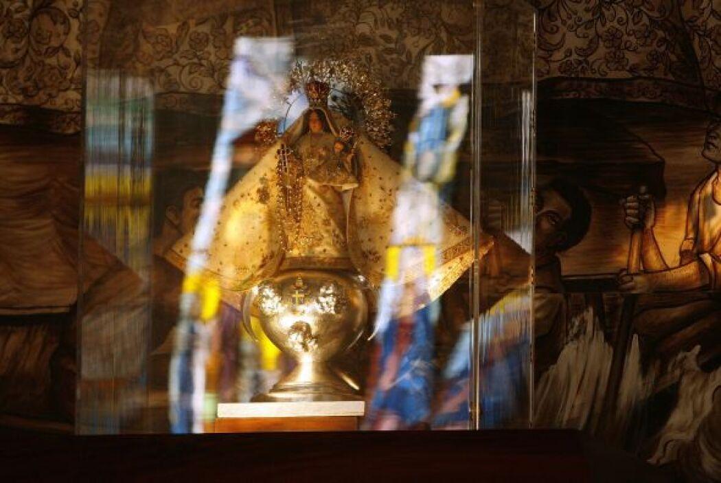 Nuestra Señora de la Caridad del Cobre o la Virgen de la Caridad del Cob...