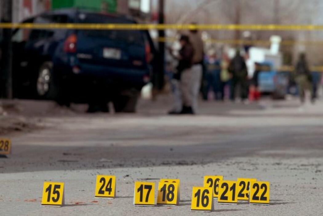 En abril se pudieron contabilizar unas 203 ejecuciones.